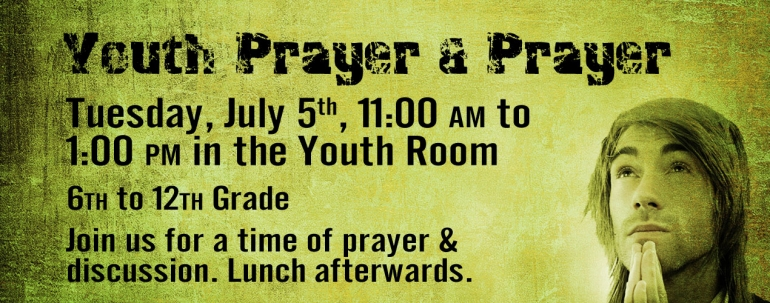 Youth Prayer
