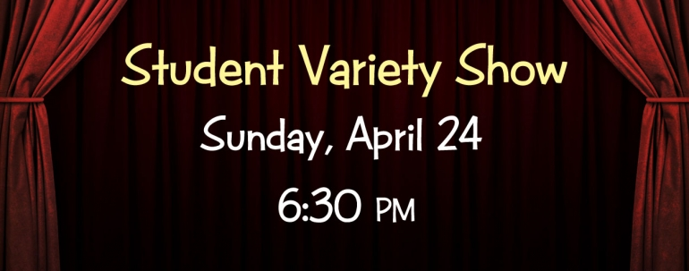 Student Variety Show
