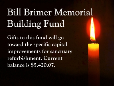 Bill Brimer Memorial Fund