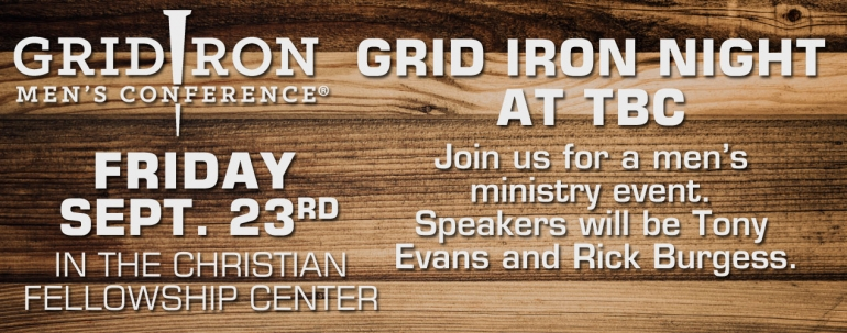 Grid Iron at TBC